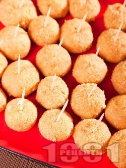 Лесни смокинови сладки - снимка на рецептата